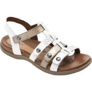 NWB Rockport Women's Rubey Tstrap Sandals